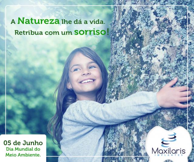 O nosso futuro depende da saúde do Meio Ambiente