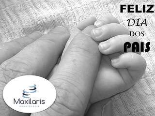 Nossas felicitações a todos os pais do mundo