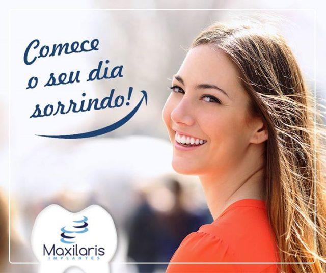 Maxilaris Odontologia compartilhou uma lembrança.