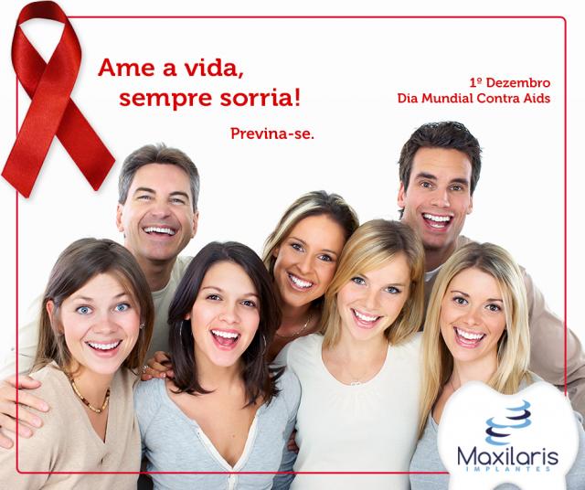 Dia Mundial Contra a Aids