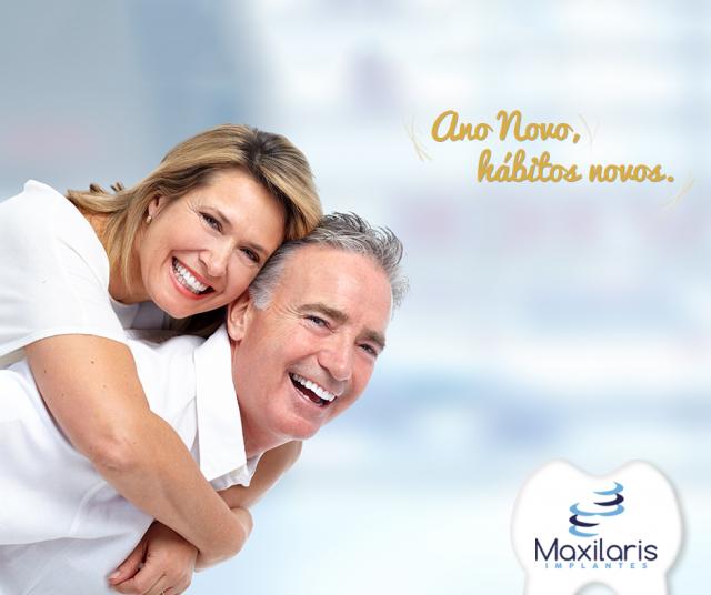 Ano Novo, hábito novos: Cuidado com a higiene bucal.