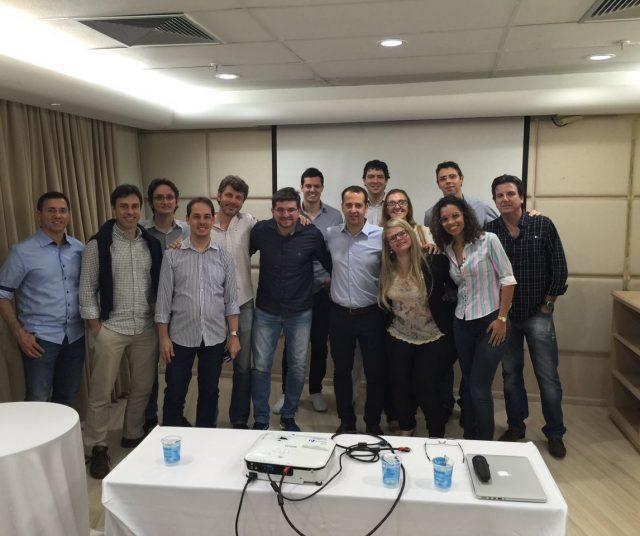 Dr. Reanto Jordão participa de mais um grupo de estudos ITI.