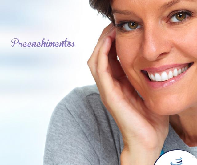 Entenda um pouco mais sobre os tratamentos através de Preenchimentos: