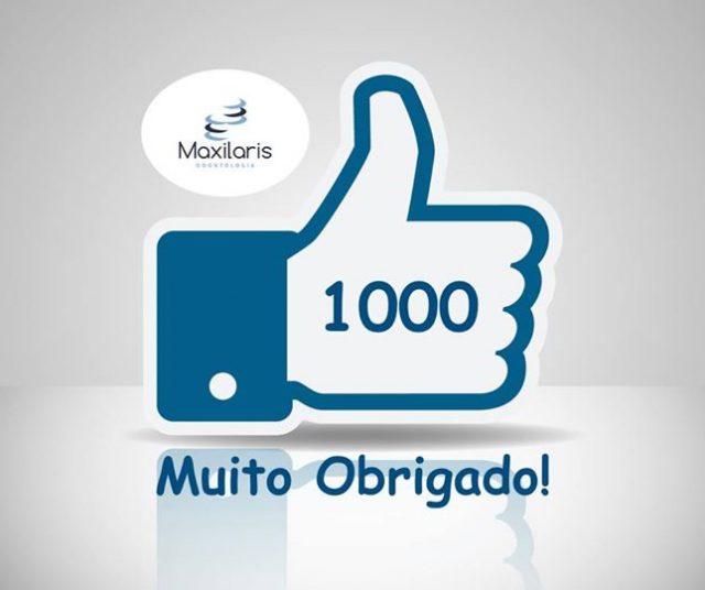 MAXILARIS ODONTOLOGIA 1000 CURTIDAS